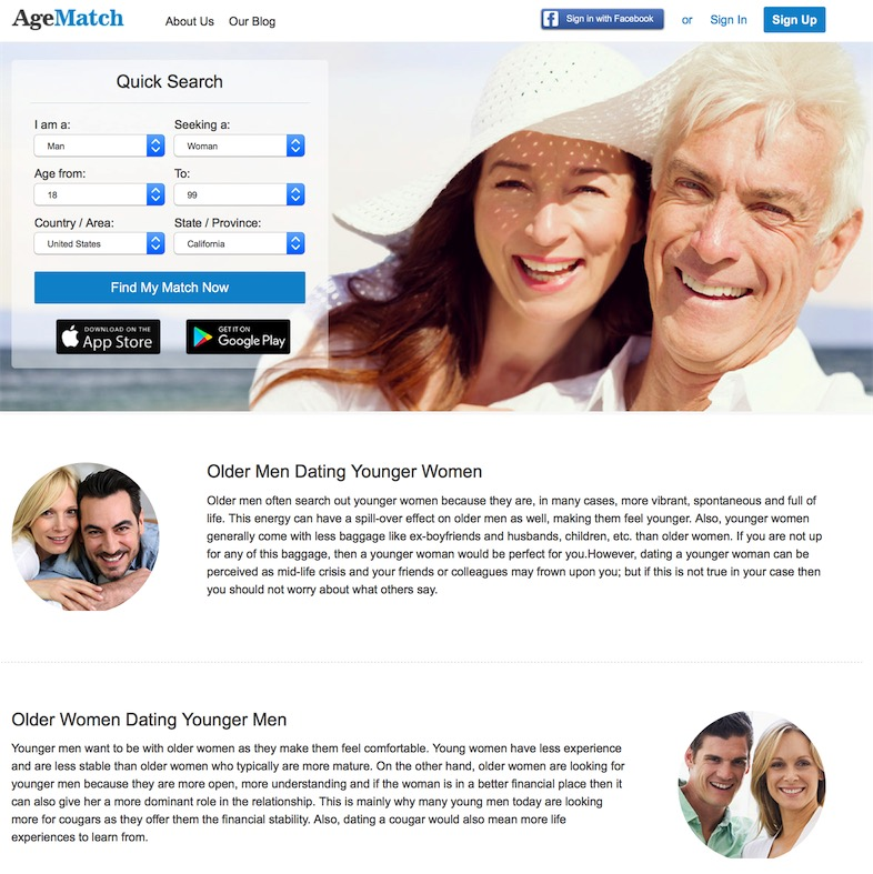 Age Match Review